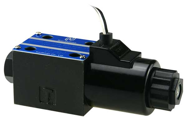 Solenoid Operated Directional Valve (SWH-G02 voor mobiele applicatie)