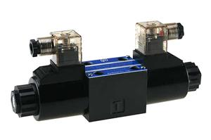Solenoid Operated Directional Valve (SWH-G02)