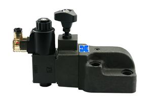 Solenoid Operated Relief Valve