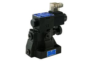 DSRF Low Noise Solenoid Operated Relief Valve