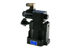 HSRF Low Noise Solenoid Operated Relief Valve